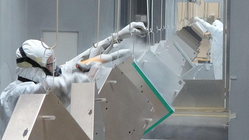 Powder Coating Production Services From Arizona Finishing